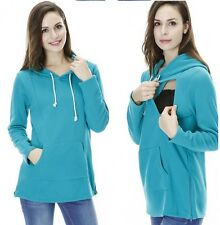 Nursing Breastfeeding Hoody Size XL 14 BNWT
