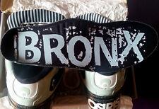 Rare Collector Osiris Bronx skate shoes vintage NYC 83 es dc d3 globe dvs clone