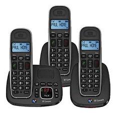 BT Concero 1400 trio numérique dect téléphone sans fil avec repondeur