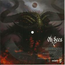 """The Oh Sees """"C"""" 7-in Flexi-Disc - Rare & Exclusive to Mojo Subscribers in the US"""
