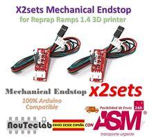 2pcs Mechanical Endstop for Reprap RAMPS 1.4 3D printer