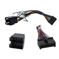 Cavo cablaggio elettrico - Adattatore alimentazione ISO Stereo Auto Hi-Fi Linq