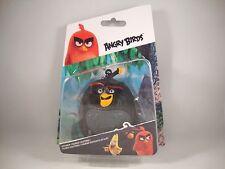 "Angry Birds Schlüsselanhänger ""Bombe"" Figur Rovio Film Anhänger Bomb Keychain"