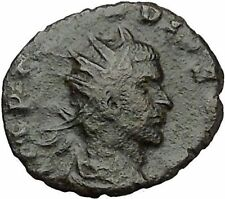 CLAUDIUS II Gothicus 268AD  Ancient Roman Coin Annona Cult Grain supply i40890