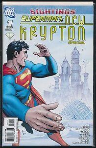 Superman: New Krypton Special #1 (Dec 2008, DC) 1st Print One-Shot Johns NM