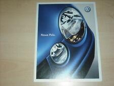 34762) VW Polo 9N Polen Prospekt 200?