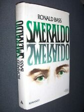 SMERALDO BASS OMNIBUS I EDIZ. 1984 THRILLER Mondadori L1