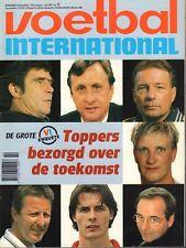 V.I. 1999 nr. 22 - ERIC ADDO/UILENBERG/DENILSON/KEVIN KEEGAN/MANCHESTER UNITED