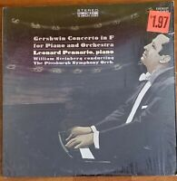 Gershwin Concerto in F for Piano and Orchestra - Leonard Pennario - M/VG+