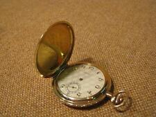 ███►alte sehr schöne Sprungdeckel - Taschenuhr (Nr. 805)
