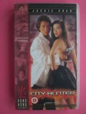CITY HUNTER  (JACKIE CHAN)  (NEW)   -    ORIGINAL BIG BOX RARE & DELETED