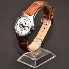 Pobeda Gagarin cosmonauta Orologio da polso Mosca Ruhr orologio made in Russia come nuovo