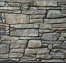 Vertical Concrete Cement Stamps Stacked Stone um das Mauerwerk zu stempel