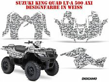 AMR RACING DEKOR KIT ATV SUZUKI KING QUAD LTA 450/500/700/750 DIGI CAMO B