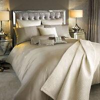 Kylie Minogue Bedding ALBA Praline / Oyster Full Bedding Set