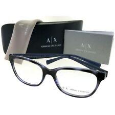 ARMANI EXCHANGE Unisex Eyeglasses Size 53mm-140mm-17mm
