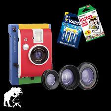 macchina fotografica istananea LOMO ISTANTE & LENTI MURANO + 20 Instax FOTO + 4