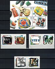 Engeland The Beatles 2007 Mi nr 2470 - 2479 block 34 (gb1)