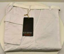 Best Cotton Premium Cargo Short Men's White  Size 38 FREE SHIPPING BRAND NEW