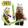 NEW CLONE WARS AHSOKA TANO STAR WARS MINI BUILDING BLOCK USA SELLER