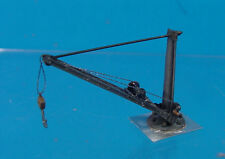 HO/HOn3 WISEMAN MODEL SERVICES DETAIL PARTS: SMALL PILLAR CRANE KIT