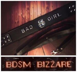 Bondage collar Bondage kit restraints Fetish Cam Girl Sexy collar High Quality
