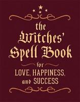 The Witches' Spell Book by Cerridwen Greenleaf (author)