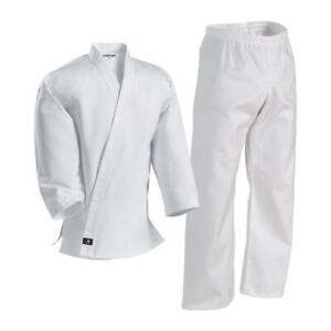 Century White 7oz Middleweight Martial Arts Uniform Gi Size 0