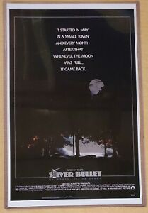 Stephen King's Silver Bullet 11X17 Movie Poster Gary Busey