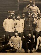 Soldaten Ergänzungs-Nachrichten-Kompanie 2 Wehrmacht Foto