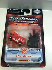 2003 Transformers Universe MicroMasters Series 1 Red Alert