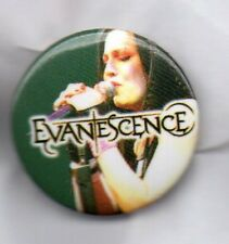 EVANESCENCE BUTTON BADGE - AMERICAN ROCK BAND  Bring Me To Life 25mm Pin
