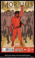 Morbius: The Living Vampire (2nd Series) 5 Marvel 2013 VF