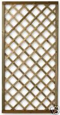 PANNELLO GRIGLIATO LEGNO PINO IMPREGNATO IN AUTOCLAVE RETTANGOLARE 3x90x180 cm