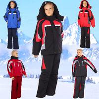 Schneeanzug Skianzug Winteranzug Overall KINDER  2 Teile 134 140 146 152 158 164