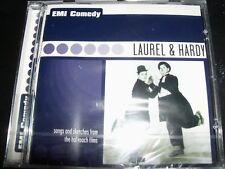 Laurel & Hardy (EMI Comedy) CD - NEW