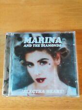 MARINA AND THE DIAMONDS CD ( ELECTRA HEART)