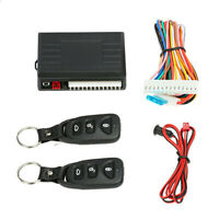 Car Vehicle Door Lock Keyless Entry System Remote Central Kit w/ Control ert