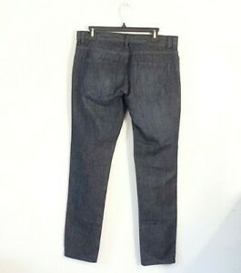 BCBGENERATION JEANS Dark Rinse Denim JASPER Model Size 30 Women's