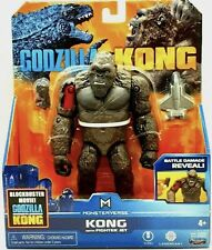 godzilla vs kong kong with fighter jet