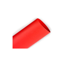 3M Heat Shrink Heavy-Wall Cable Sleeve ITCSN-0800, Red, 6 in Length