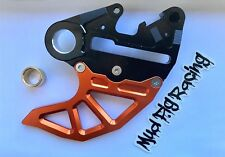 KTM SX SX-F 04-12 125-530 EXC EXCF XC XCW XCF TPI 04-20 REAR BRAKE DISC GUARD BO