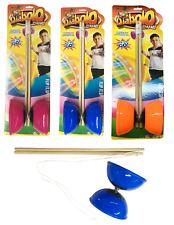 Diabolo,40cm Sticks & String Spinning Circus Skills Game Juggling Diablo Set Toy