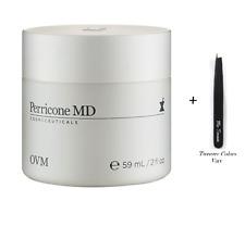 Perricome MD OVM Treatment Anti Age, 2 oz + Tweezer