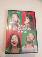 dvd   8 APELLIDOS VASCOS  ( precintado nuevo )