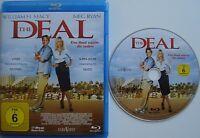 ⭐⭐ THE DEAL - Eine Hand wäscht die andere  ⭐⭐ Blu-ray  ⭐⭐ Meg Ryan ⭐⭐ W. H. Macy