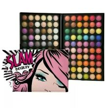 Slam Beauty 120-Shade Eyeshadow Palette, 120 Assorted Make up Pressed Powder Set