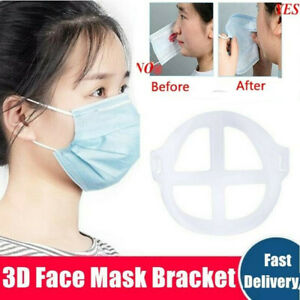 10pc 3D Face Masks Bracket Mouth Separate Inner Stand Holder Breathing Space