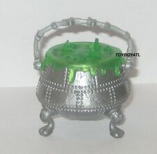 Monster High Ghouls Rule Frankie Stein Doll Accessory Potion Cauldron Only NEW