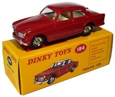 wonderful modelcar VOLVO Amazon 122S - red - 1/43 - DINKY CLASSIC COLLECTION